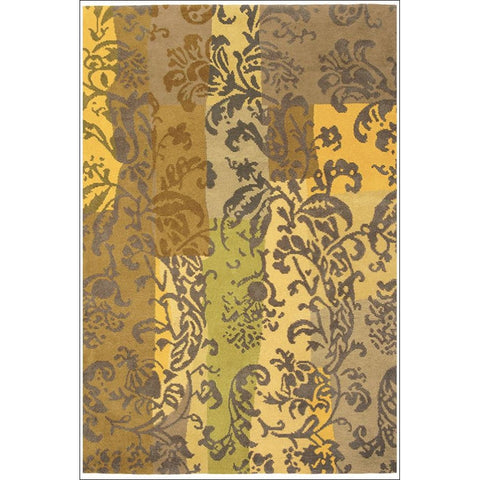 Brink and Campman Kodari Jasmine 32407 Modern Wool Designer Area Rug - Rugs Of Beauty