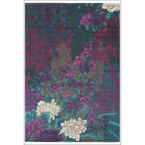 Brink & Campman Kodari Garland 33305 Designer Hand Knotted Wool Rug - Rugs Of Beauty