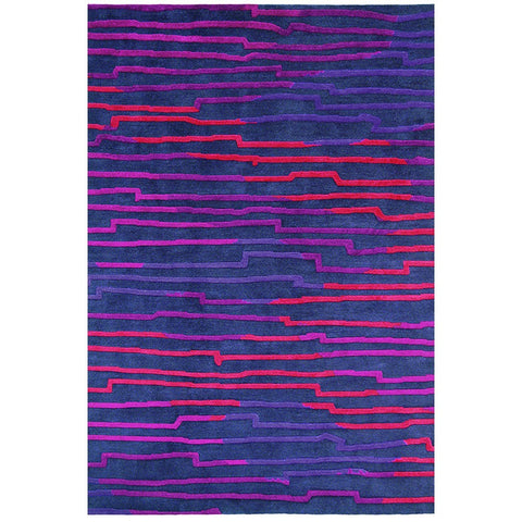 Brink and Campman Kodari Graph 93700 Designer Wool Rug - Rugs Of Beauty