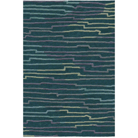 Brink and Campman Kodari Graph 93705 Designer Wool Rug - Rugs Of Beauty