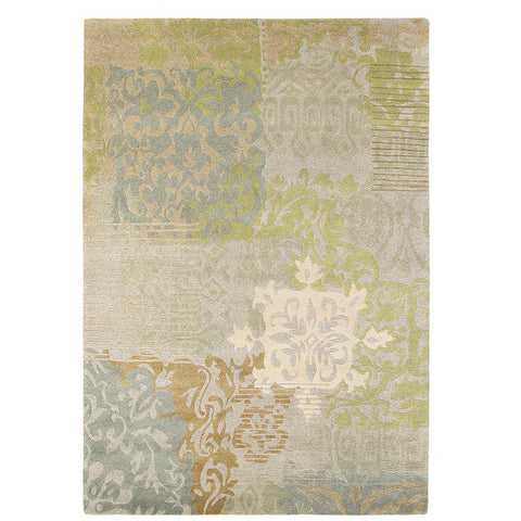 Brink and Campman Kodari Venice 96207 Hand Knotted Designer Wool Rug - Rugs Of Beauty