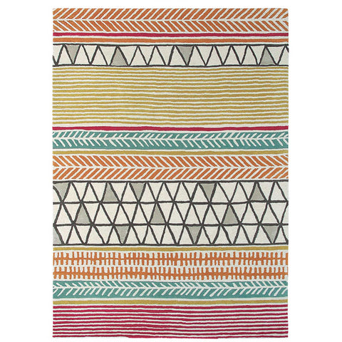 Scion Raita Citrus 24700 Modern Designer Wool Rug - Rugs Of Beauty - 1