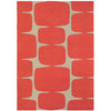 Scion Lohko Poppy 25800 Modern Designer Wool Rug - Rugs Of Beauty - 1