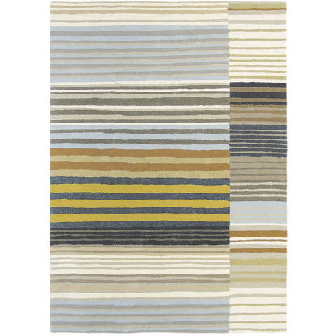 Scion Medini Pewter - Rugs Of Beauty