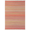 Scion Symmetry Peony Striped 26600 Modern Designer Wool Rug - Rugs Of Beauty - 1