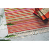 Scion Symmetry Peony Striped 26600 Modern Designer Wool Rug - Rugs Of Beauty - 3