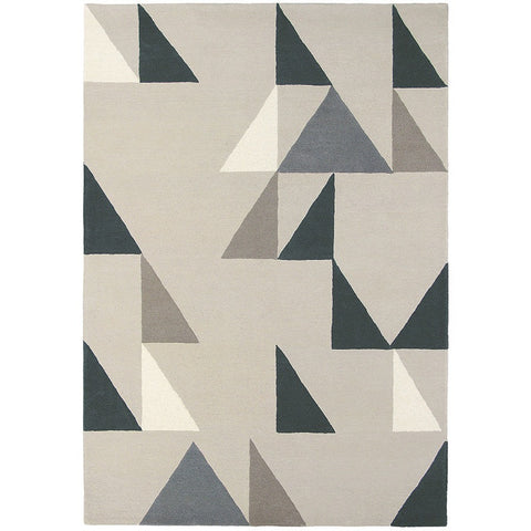 Scion Modul Charcoal - Rugs Of Beauty