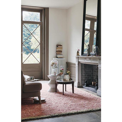 Ted Baker Felted Nude 58802 Designer Wool / Viscose Shaggy Rug - Rugs Of Beauty