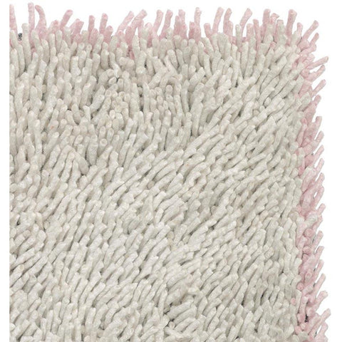 Ted Baker Felted Ecru 58804 Designer Wool / Viscose Shaggy Rug - Rugs Of Beauty - 1