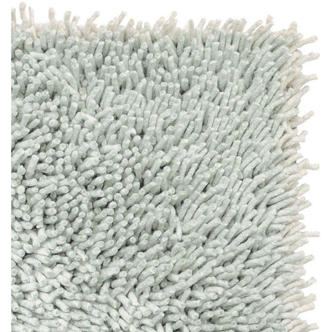 Ted Baker Felted Mint 58807 Designer Wool / Viscose Shaggy Rug - Rugs Of Beauty