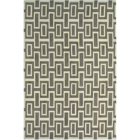 Wedgwood Itaglio Grey Designer Rug - Rugs Of Beauty - 1