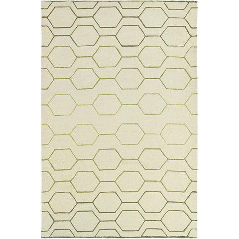 Wedgwood Arris Cream Designer Rug - Rugs Of Beauty - 1