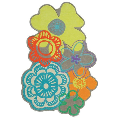 Brink & Campman Xian Kids Fleur 41207 Rug - Rugs Of Beauty