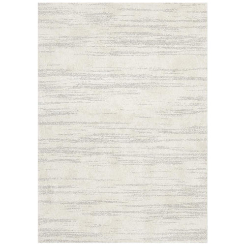 Boden 783 Silver Grey Beige Contemporary Plush Geometric Rug - Rugs Of Beauty - 1