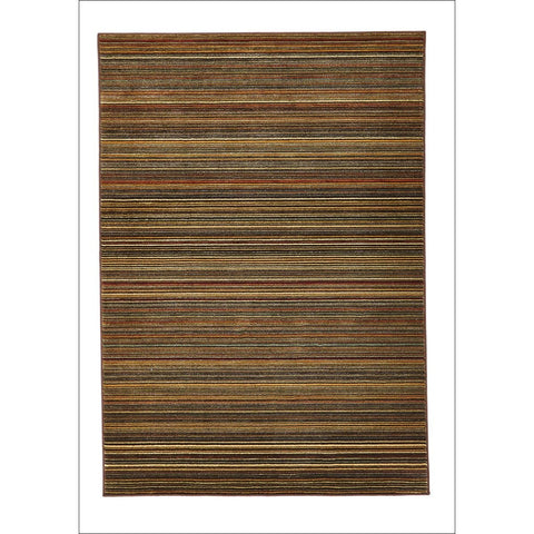 Traditional Striped Rug Beige - Rugs Of Beauty