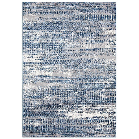 Abelino 3273 Grey Abstract Patterned Modern Designer Rug - Rugs Of Beauty - 1