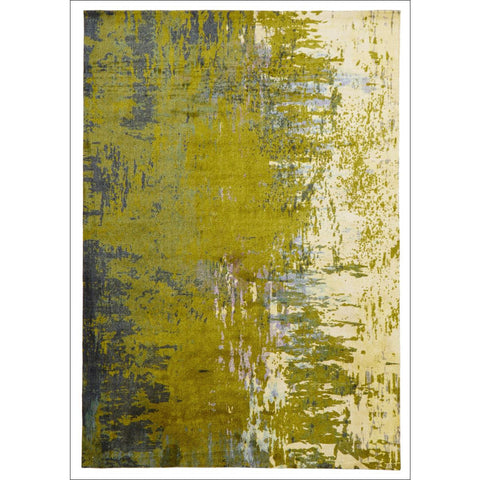 Monet Stunning Olive Green Rug - Rugs Of Beauty - 1