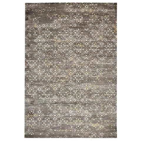 City 569 Grey Designer Rug - Rugs Of Beauty - 1