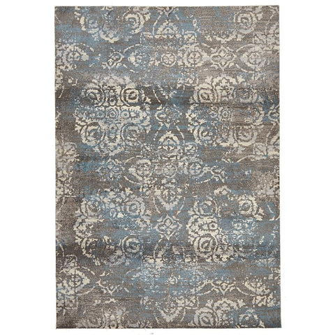City 574 Grey Designer Rug - Rugs Of Beauty - 1