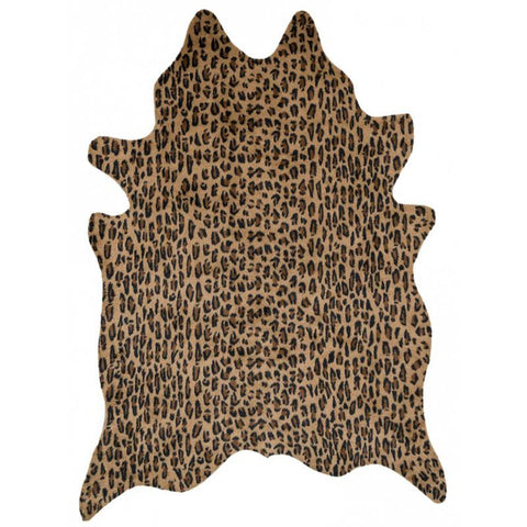 Premium Brazilian Cowhide Cheetah - Rugs Of Beauty