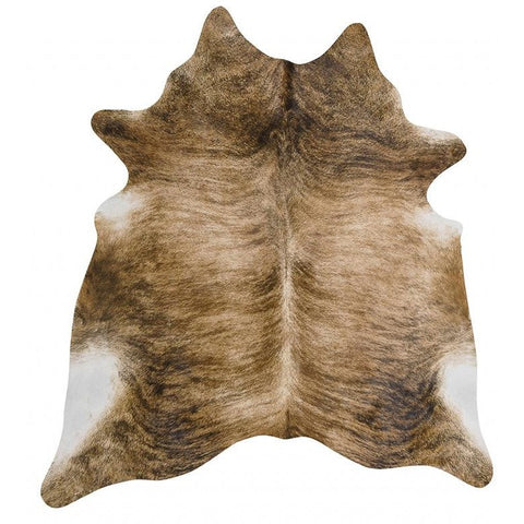Premium Brazilian Cowhide Brindle - Rugs Of Beauty
