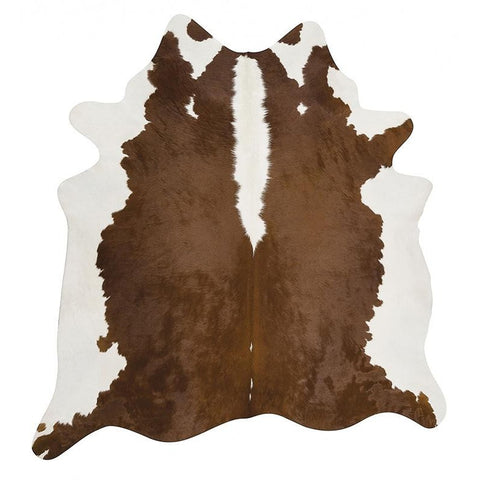 Premium Brazilian Cowhide Hereford - Rugs Of Beauty
