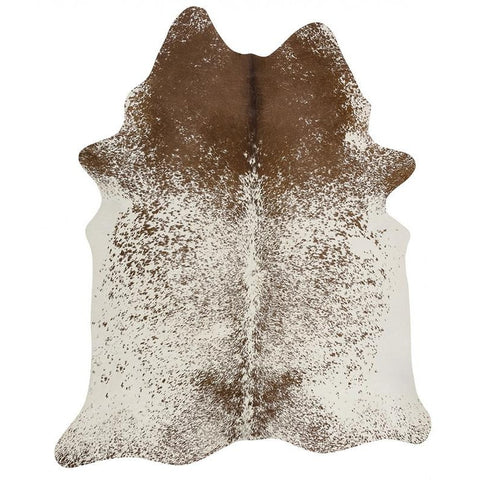 Premium Brazilian Cowhide Brown - Rugs Of Beauty