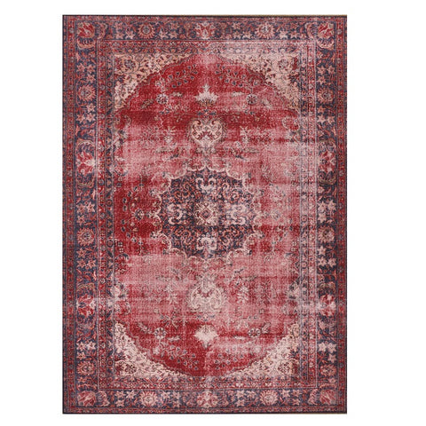Winchester 476 Red Patterned Transitional Rug - Rugs Of Beauty - 1