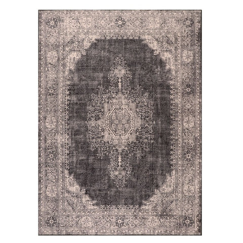 Winchester 477 Grey Patterned Transitional Rug - Rugs Of Beauty - 1