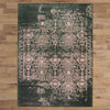 Winchester 478 Green Patterned Transitional Rug - Rugs Of Beauty - 3