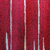 Dover Red White Grey Abstract Lines Modern Rug - 3
