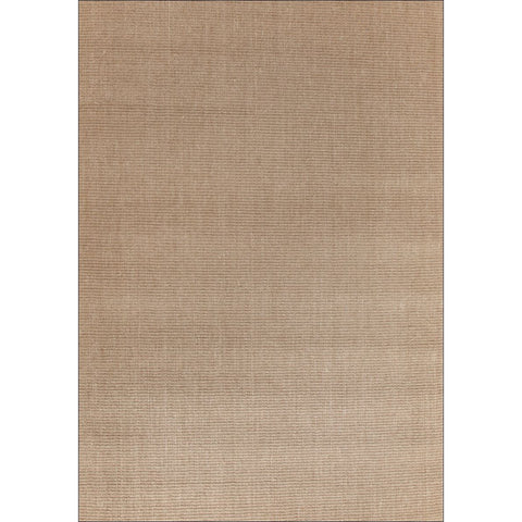 Columbo Eco Friendly Natural Sisal Boucle Patterned Light Brown Flatweave Rug - Rugs Of Beauty - 1
