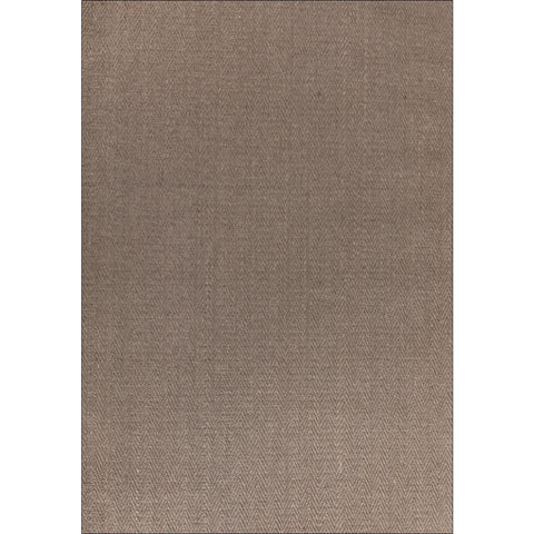 Columbo Eco Friendly Natural Sisal Herringbone Patterned Grey Flatweave Rug - Rugs Of Beauty - 1
