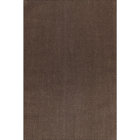 Columbo Eco Friendly Natural Sisal Tiger Eye Patterned Dark Brown Flatweave Rug - Rugs Of Beauty - 1