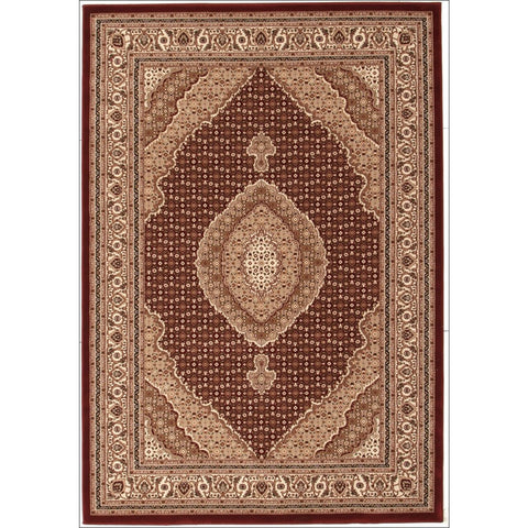 Stunning Formal Oriental Design Rug Red - Rugs Of Beauty