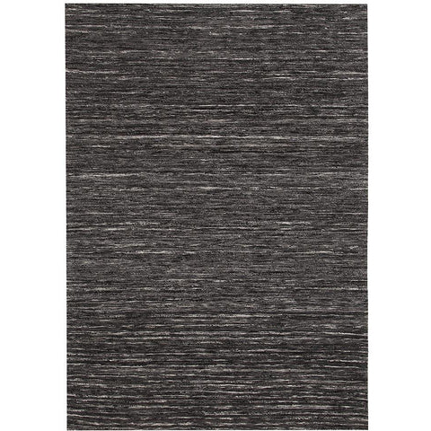 Bodo 156 Charcoal Beige Grey Coloured Patterned Modern Rug - Rugs Of Beauty - 1