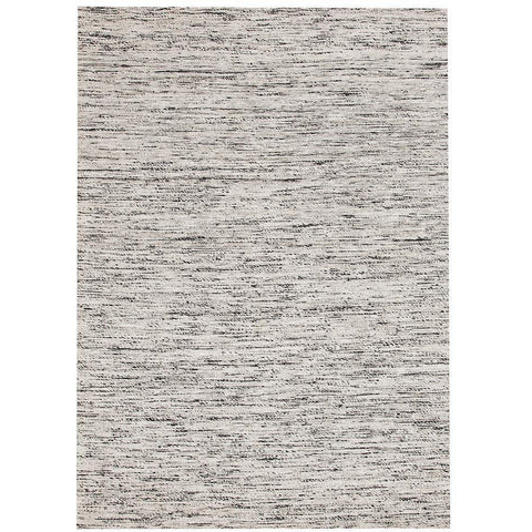 Bodo 159 Silver Grey Multi Colour Patterned Modern Rug - Rugs Of Beauty - 1