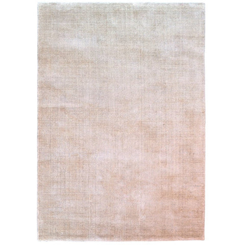 Baltia Beige Flatweave Hand Knotted Wool Rug - Rugs Of Beauty
