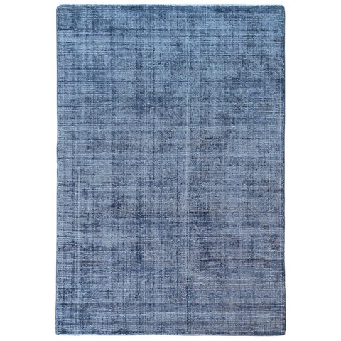 Baltia Charcoal Grey Flatweave Hand Knotted Wool Rug - Rugs Of Beauty