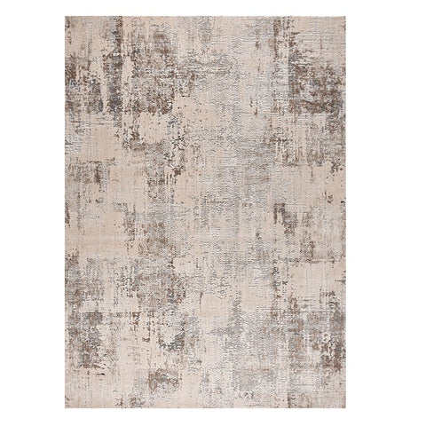 Taunton 2481 Grey Beige Transitional Textured Rug - Rugs Of Beauty - 1