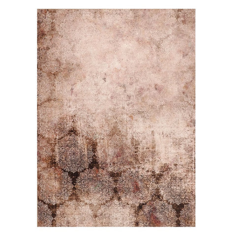 Bedford 258 Multi Coloured Transitional Abstract Patterned Rug - Rugs Of Beauty - 1