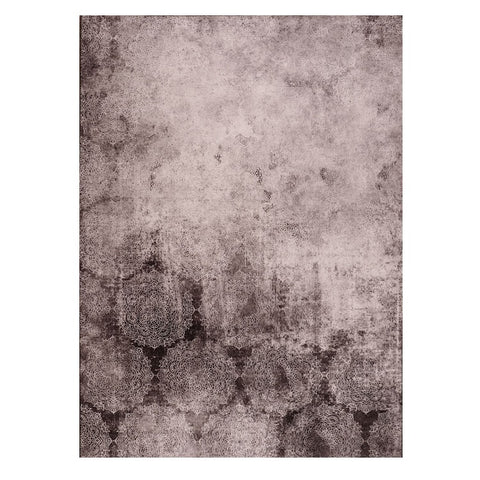 Bedford 258 Grey Transitional Abstract Patterned Rug - Rugs Of Beauty - 1