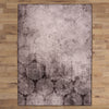 Bedford 258 Grey Transitional Abstract Patterned Rug - Rugs Of Beauty - 3