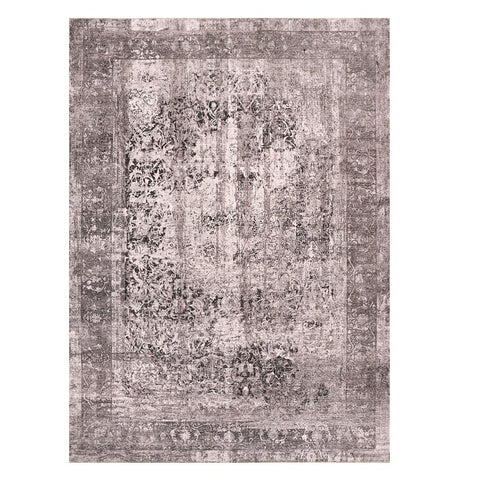 Bedford 257 Grey Transitional Abstract Patterned Rug - Rugs Of Beauty - 1