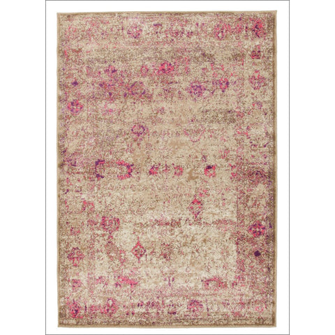 boho terrace pink rug southwest woodwaves novogratz products multi faded