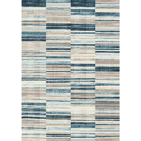 Heirloom 07 Blue Designer Traditional Rug - Rugs Of Beauty