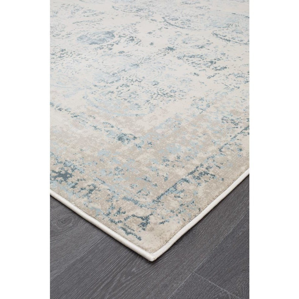 Heirloom 08 Blue Traditional Designer Rug Rugs Of Beauty