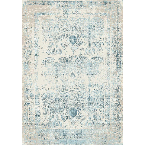 Heirloom 08 Blue Traditional Designer Rug - Rugs Of Beauty