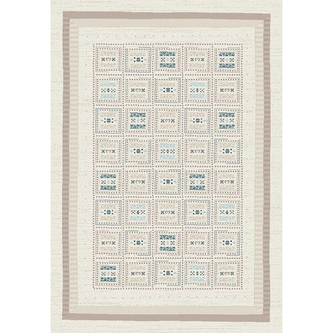 Heirloom 09 Cream Traditional Designer Rug - Rugs Of Beauty