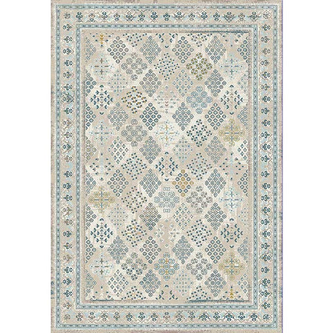 Heirloom 10 Cream Designer Rug - Rugs Of Beauty